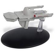 Eaglemoss Star Trek Réplique moulée de vaisseau - Vaisseau Antares NCC-501