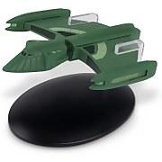Eaglemoss Star Trek Die Cast Ship Replica - Romulan Scout Model Ship