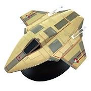 Eaglemoss Star Trek Die Cast Ship Replica - Starfleet Academy Flight Training Craft Mo