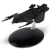 Eaglemoss Star Trek Die Cast Ship Replica - Assimilated Arctic One Model