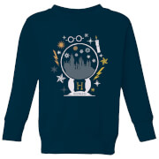 Harry Potter Hogwarts Kids' Sweatshirt - Navy
