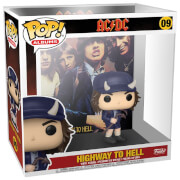 AC/DC Highway to Hell Pop! Album with Case