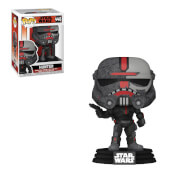 Star Wars Bad Batch Hunter Funko Pop! Vinyl