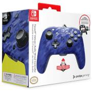 Nintendo Switch Control - Blue Camo