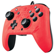 Nintendo Switch Control - Red Camo