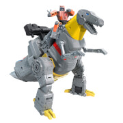 Hasbro Transformers Studio Series 86-06 Leader The Transformers: The Movie Grimlock and Autobot Wheelie Action Figure