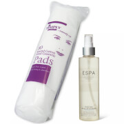 Купить ESPA Purifying Micellar Cleanser 200ml and Cotton Wool Pads Bundle