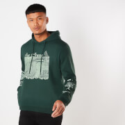 Lord of the Rings The Shire Hoodie - Forest Green