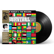 BobMarley& The Wailers - Survival (Half-Speed Master) LP