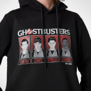 Ghostbusters Line-Up Hoodie - Black