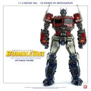 ThreeZero Transformers: Bumblebee DLX Scale Collectible Figure - Optimus Prime