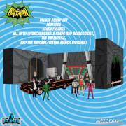 Mezco Batman (1966) Five Points 7 Figure Deluxe Box Set