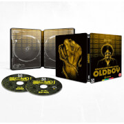 Oldboy - 4K Ultra HD Zavvi Exclusive Steelbook