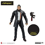 "McFarlane Cyberpunk 2077 2 7"" Figures - Takemura Action Figure"