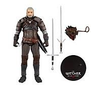 McFarlane The Witcher 3: Wild Hunt 7 Inch Action Figure - Geralt Of Rivia