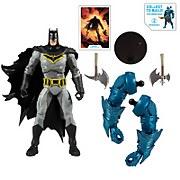 """McFarlane Toys DC Multiverse Build-A 7"""" Action Figure - Wv2 - Batman Action Figure"""