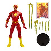 "McFarlane Toys DC Multiverse 7"" Action Figures - Wv3 - Modern Comic Flash Action Figure"