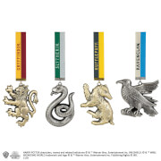 Noble Collection Harry Potter House Mascot Ornaments