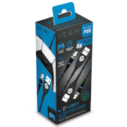 PS5 Twin Magnetic Play & Charge Cables - 2x3m