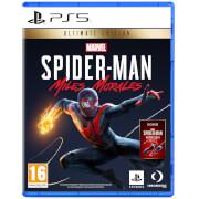 Marvel Spider-Man Miles Morales Ultimate Edition- PlayStation 5