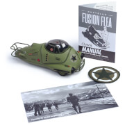 Fallout Limited Edition Die-Cast Military Fusion Flea Replica - Exclusive