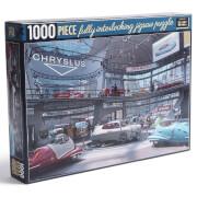 Puzzle Fallout Chryslus Showroom - Une journée bien remplie