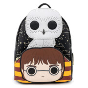 Loungefly Harry Potter Hedwig Cosplay Mini Backpack