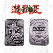 Yu-Gi-Oh ! Carte métal Édition limitée du magicien noir