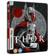 Marvel Studios' Thor -Mondo#45 Zavvi Exclusive 4K Ultra HD Steelbook (includes Blu-ray)