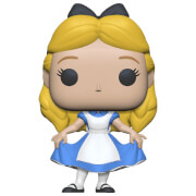 Disney Alice in Wonderland 70th Alice Curtsying Funko Pop! Vinyl
