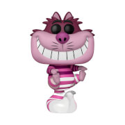 Disney Alice in Wonderland 70th Cheshire Cat with Translucent Tail Funko Pop! Vinyl