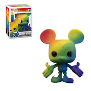 Disney Mickey Mouse Pride Edition Funko Pop! Vinyl