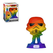 Pride 2021 Stormtrooper (RNBW) Pop! Figurine en vinyle
