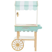 Le Toy Van Honeybake Ice Cream Trolley