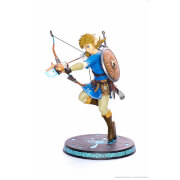 First 4 Figures The Legend of Zelda Breath of the Wild PVC Statue Link Collectors Edition 25 cm