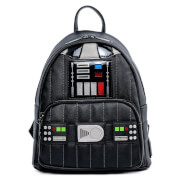 Loungefly Star Wars Darth Vader Light Up Cosplay Mini Backpack