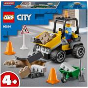LEGO City: Great Vehicles Roadwork Truck Toy (60284)