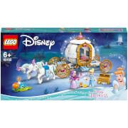 LEGO Disney Princess: Cinderella�s Royal Carriage Toy (43192)