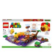 LEGO Super Mario Wiggler�s Poison Swamp Expansion Set (71383)