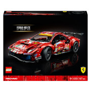 "LEGO Technic: Ferrari 488 GTE ""AF Corse #51"" Car Set (42125)"