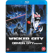 Wicked City and Demon City Shinjuku - Double Feature