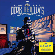 Dirk Gently: The Long Dark Tea-Time of the Soul (140g Red, Blue and Yellow Vinyl)