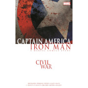 Marvel Civil War: Captain America/Iron Man Graphic Novel Paperback