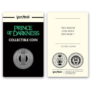John Carpenter's - Prince of Darkness Limited Edition Silver Collector Coin