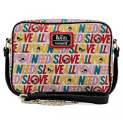 Loungefly The Beatles All You Need Is Love Crossbody
