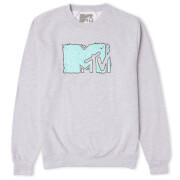 MTV Logo Sweatshirt - Grey