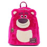 Loungefly Pixar Lotso Cosplay Sherpa Mini Backpack