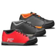 Ride Concepts Powerline Flat MTB Shoes - UK 8/EU 42 - Black/Charcoal