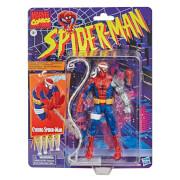 Hasbro Marvel Legends Spider-Man Vintage Collection Cyborg Spider-Man  Figure