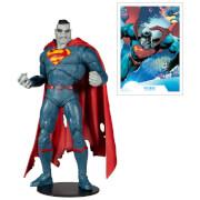 McFarlane DC Multiverse 7 Inch Superman Bizarro Action Figure